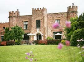 Crabwall Manor Hotel & Spa, Chester