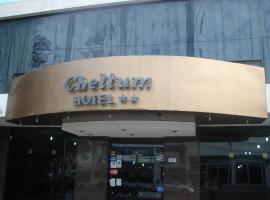 Cheltum Hotel, Trelew