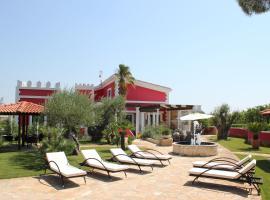 La Maison Rouge Resort, Ginosa Marina
