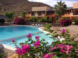 Tripui Hotel, Puerto Escondido