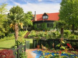 Retiro Park Lodge, Hira