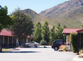 ASURE Sierra Motel, Omarama