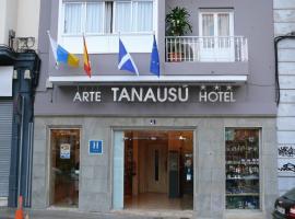 Hotel Tanausu, Santa Kruz de Tenerife