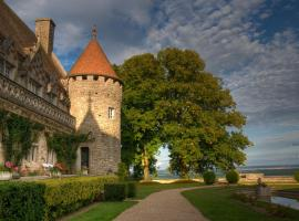 Hattonchatel Chateau, Hattonchâtel