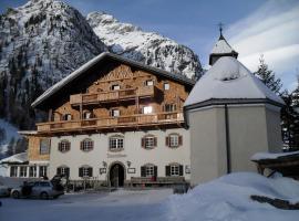 Matreier Tauernhaus, Matrei in Osttirol