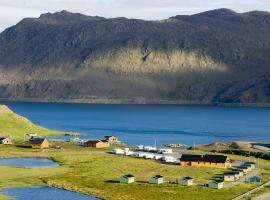 Nordkapp Camping, Honningsvåg