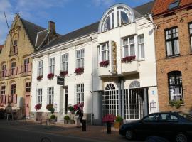 Hostellerie Croonhof, Veurne