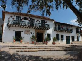 Hotel La Posada de San Antonio, Villa de Leyva