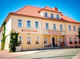 Pension Friedrichshof, Bad Klosterlausnitz