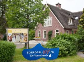 Apartement De Vosseburch, Langeraar