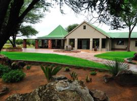Otjiwa Safari Lodge, Otjiwarongo
