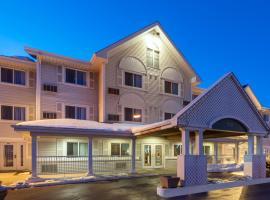 溫尼伯江山旅館及套房