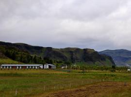 Hótel Hlíd, Hveragerði