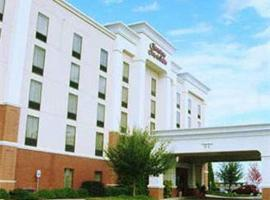 Hampton Inn & Suites Spartanburg-I-26-Westgate Mall