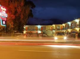 Martin Cash Motel, Hobart