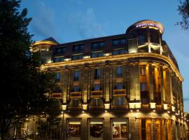 Tufenkian Historic Yerevan Hotel, Jerevanas