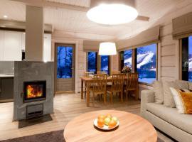 Helmikkäpolku Cottage, Jemse
