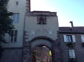 Au Lalli, Kientzheim