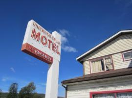 Chetwynd Court Motel, Chetwynd