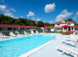 Economy Motel Inn and Suites Somers Point, Somers Point