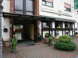 Birkeneck, Heusenstamm