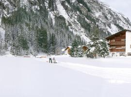 Gletscher-Landhaus Brunnenkogel, Sankt Leonhard im Pitztal