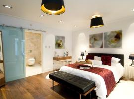 Lancaster Gate Hyde Park Apartments, London