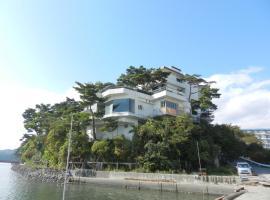 Komatsu-kan Kofu-tei, Matsushima