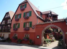 Hôtel Winzenberg, Blienschwiller