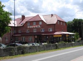 Motel u Olka, Boczów