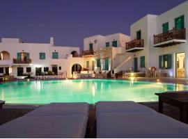 Hotel Odysseus, Chora Folegandros