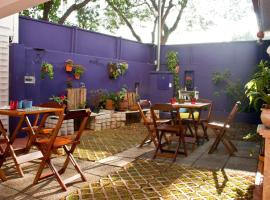 Purple House Hostel, Sao Paolo