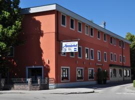 Hotel Almtalerhof, Traun