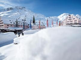 Arlberg Hospiz Hotel, Sankt Christoph am Arlberg
