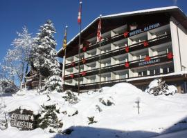 Hotel Restaurant Alpina