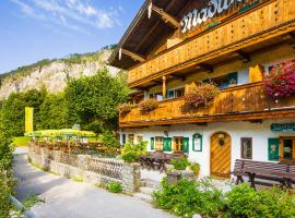 Alpengasthof Madlbauer, Bad Reichenhall