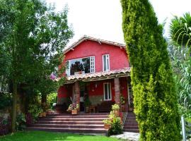 Cabaña Villa del Viento, Paipa