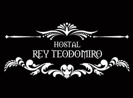 Hostal Rey Teodomiro, Oriola