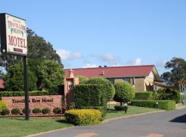 Hunter Valley Travellers Rest Motel Cessnock