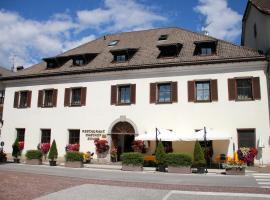 Gasthof Sonne, Sankt Lorenzen