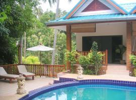 Samui Green Valley resort, Koh Samui