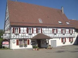 Steakhouse Hotel Route 27, Ofterdingen