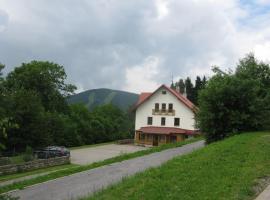Penzion Černý Petr, Strážné