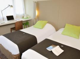 瓦納鐘樓酒店, 瓦訥