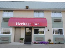 Heritage Inn Mansfield, Mansfield