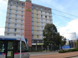 阿爾貝克斯波格勒諾布爾中心住宿加早餐酒店