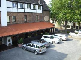 Hotel Mitte Alte Süßwarenfabrik, Rheinbach