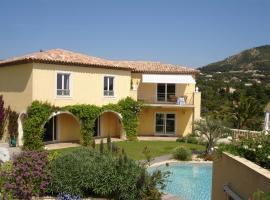 Villa Rose Hill, Grimaud