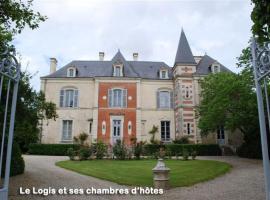 Le Logis du Bourg Brangeau, Saint-Sulpice-le-Verdon