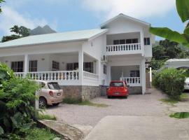 Rowsvilla Guest House, Beau Vallon